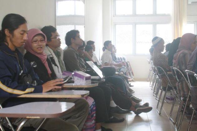 Peserta Seminar SLiMS