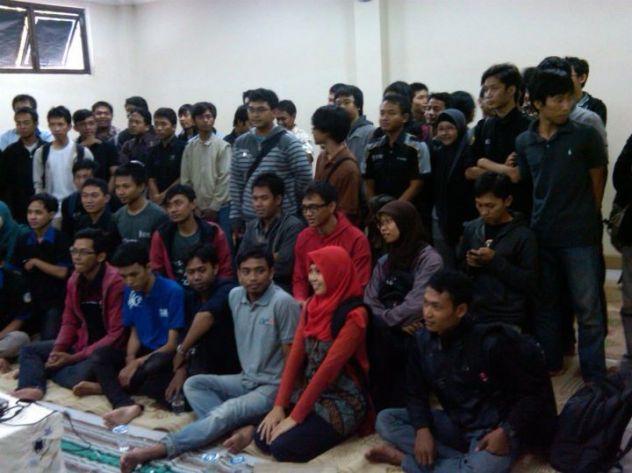 peserta jemuah-ng