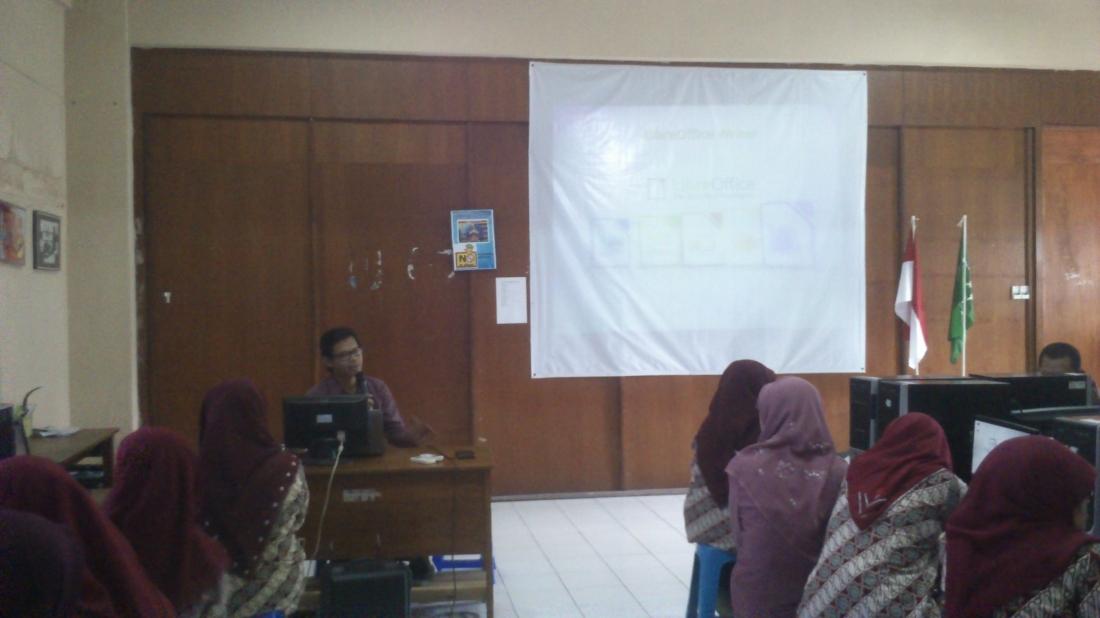 Pelatihan Libre Office