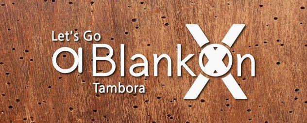 BlankOn X