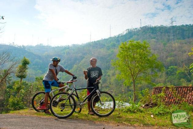 Nanjak Terakhir di Jogja, Jalur Petir Gunungkidul