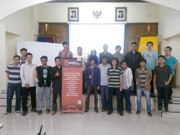 Roadshow1 GNOME.Asia Summit 2015